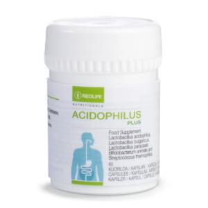 """""""Acidophilus Plus"""" maisto papildas, """"NeoLife"""", 60 kaps. - Nijolė Koskienė sveikatoszurnaliste.lt"""