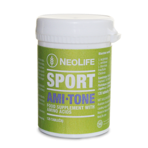 """""""Ami-Tone"""" aminorūgščių maisto papildas, """"NeoLife"""", 120 tab. - Nijolė Koskienė sveikatoszurnaliste.lt"""