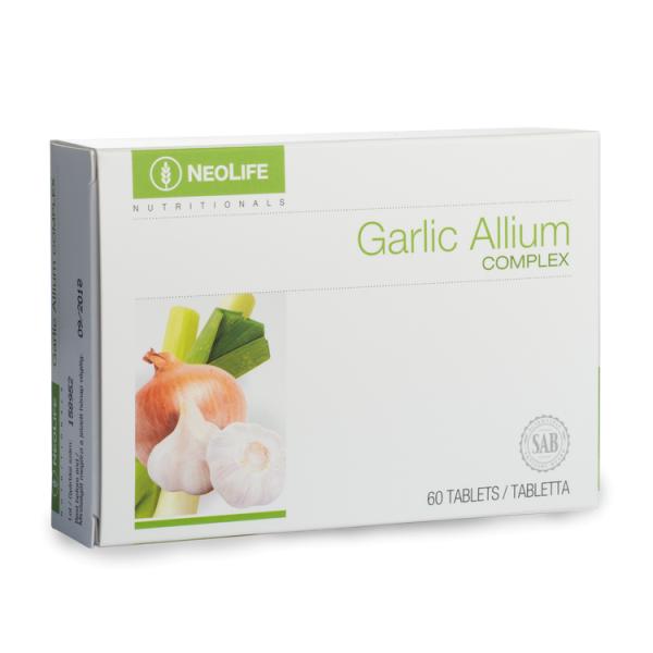 Garlic_Allium Neolife - Nijolė Koskienė sveikatoszurnaliste.lt