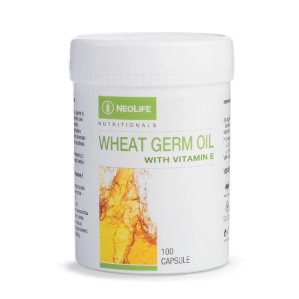 Wheat-Germ-Oil Neolife - Nijolė Koskienė sveikatoszurnaliste.lt